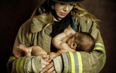 ¿Qué hacemos con los bebés para ir a trabajar?